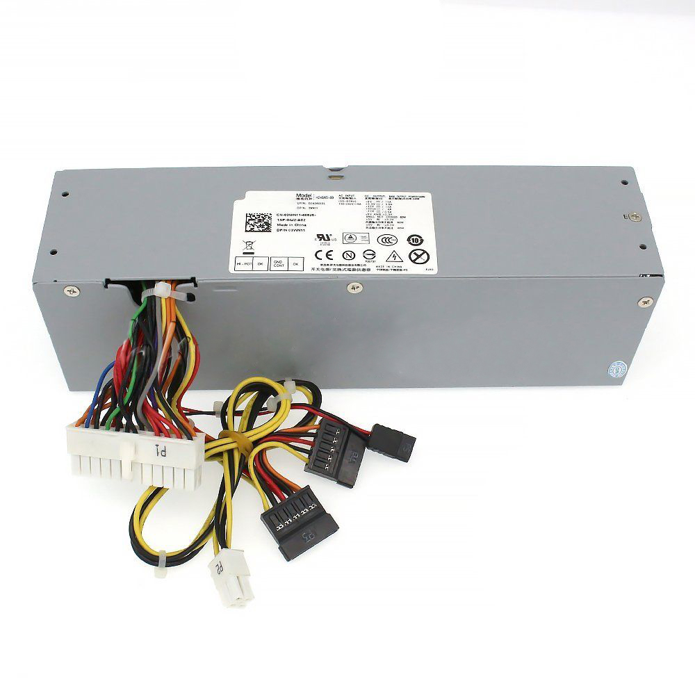 Новый для Dell Optiplex H240ES-00 H240AS-00 AC240ES-00 AC240AS-00 L240AS Питание