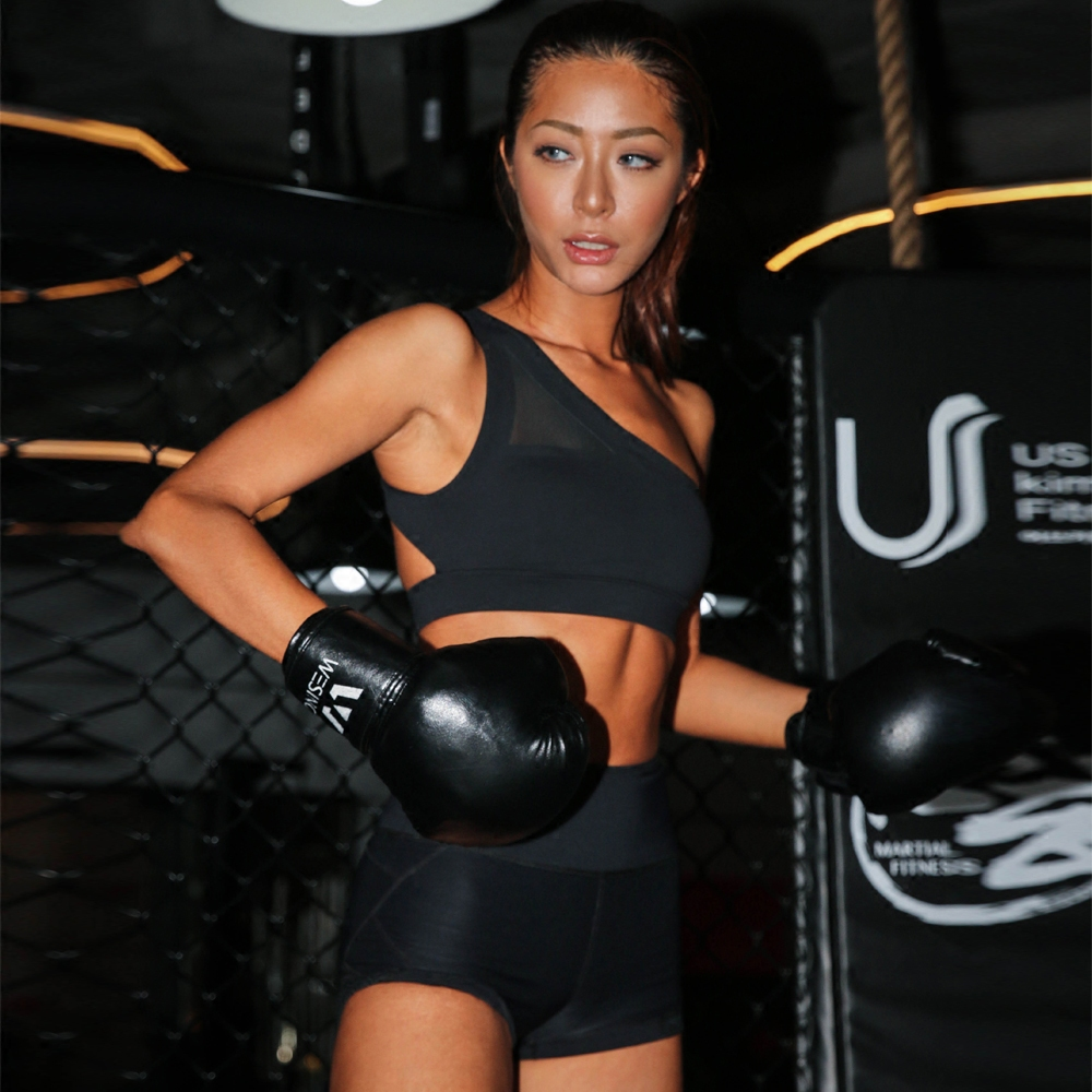 Women Cross Design Sports Bra Running Gym Fitness Jogging Yoga Shirt Sport9s