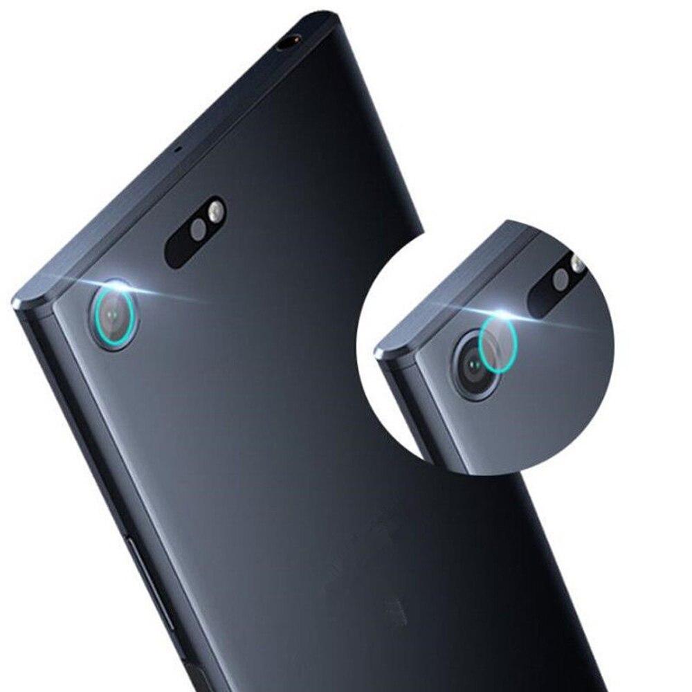 2x High Transparent Back Camera Lens Protector Film For Sony Xperia Z1 Z2 Z3 Z4 Z5 XZ Premium XZsTempered Glass New In Stock