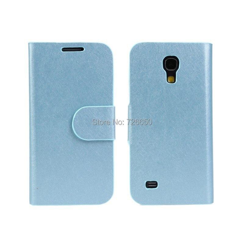 Чехол для Samsung Galaxy S4 Mini i9190 i9192 i9195, шелк бумажник кожа для Galaxy S4 Mini i9190 i9192 i9195 с стойка и карта держатель + экран протектор