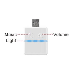 Image 1 - USB באיכות גבוהה מוסיקה פעמון פעמון מקורה שימוש עבור KONX חכם WiFi 2way אודיו פעמון חכם בית