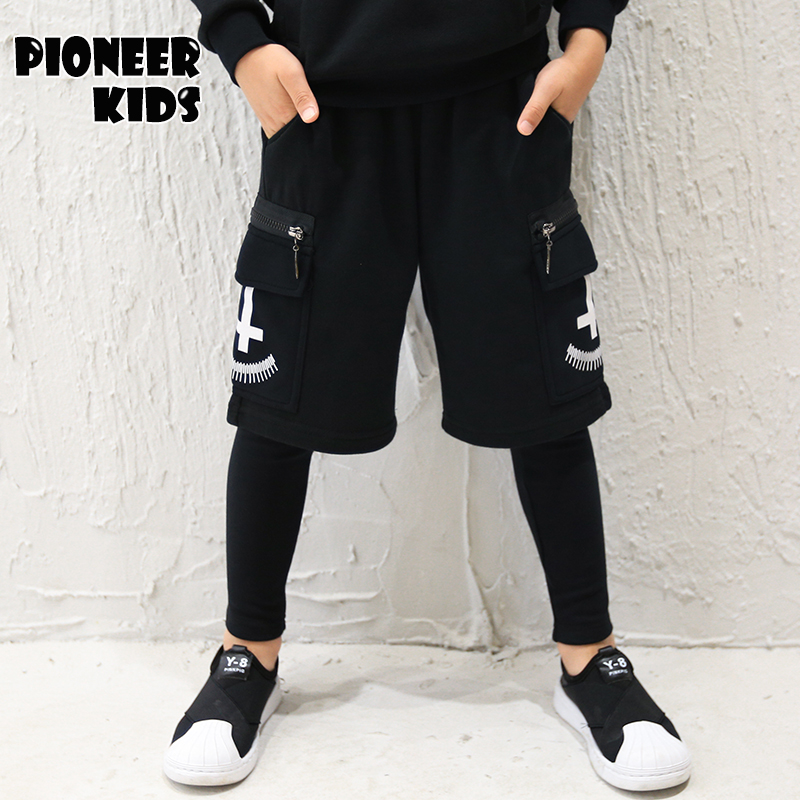 Pioneer Kids 4 14Y Children pants boys sport full length pants spring autumn winter boys clothing baby trousers warm casual pant