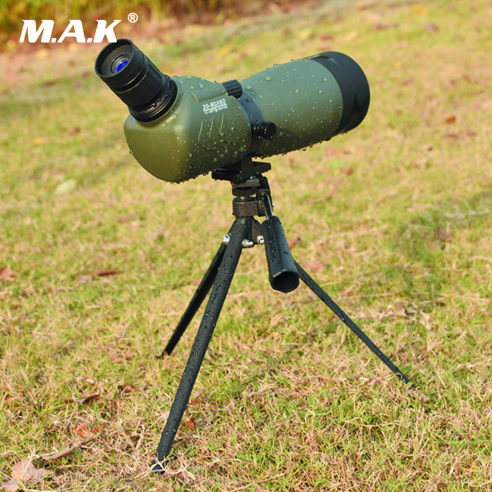 20 60X60 High Magnification Variable Times View Target Mirror Viewfinder Monocular Binocular for Camping Watching