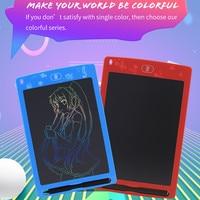 Чуи Красочные 10 дюймов ЖК-дисплей планшет для письма электронный цифровой графический планшет арт доска для рисования сенсорные панели тон...