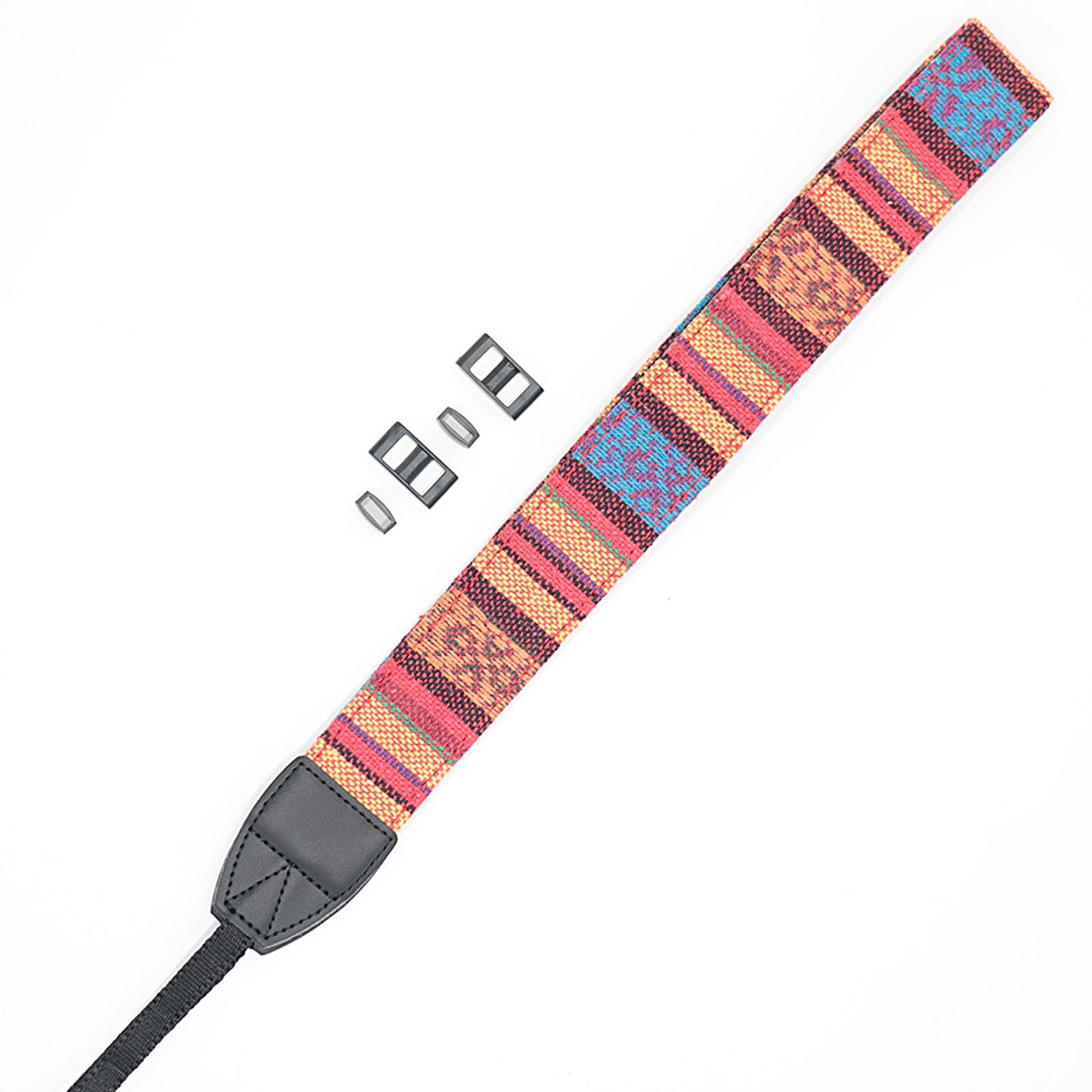 Neck shoulder belt strap for canon nikon sony panasonic olympus DSLR type LYN-207