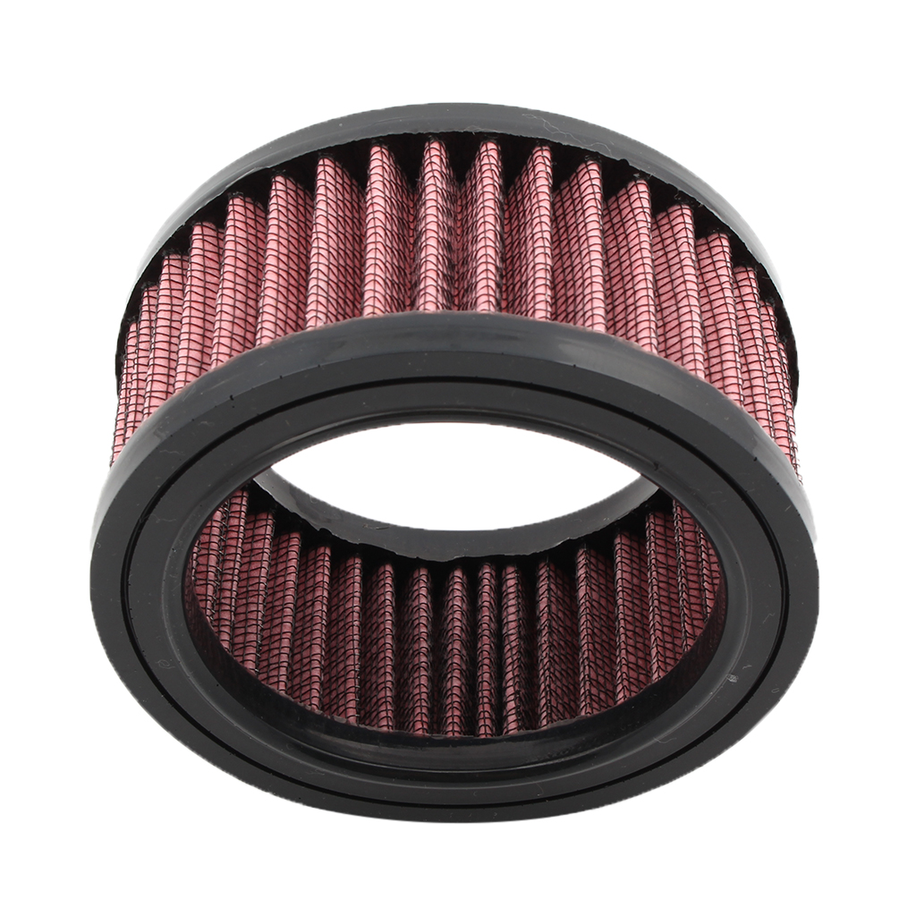 "Image 4 - 1 Pcs Universal Motorcycle Air Filter 4""  Air Intake Filter For Harley Sportster XL883 XL1200 X48 Etc Motorbike Accessories-in Air Filters from Automobiles & Motorcycles"