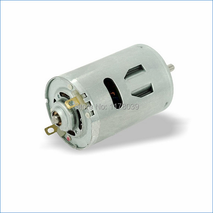 12v Dc Micro Motors Rated Speed 21600 Rpm Small Dc Brushed