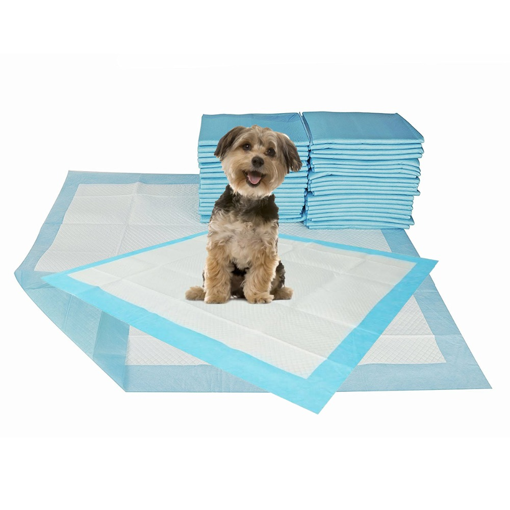 Absorbent Pet Diaper Dog Training Pee Urine Pads Healthy Clean Thickening Toilet Wet Mat For Pets Dog Cats Dairy Diaper Supplies