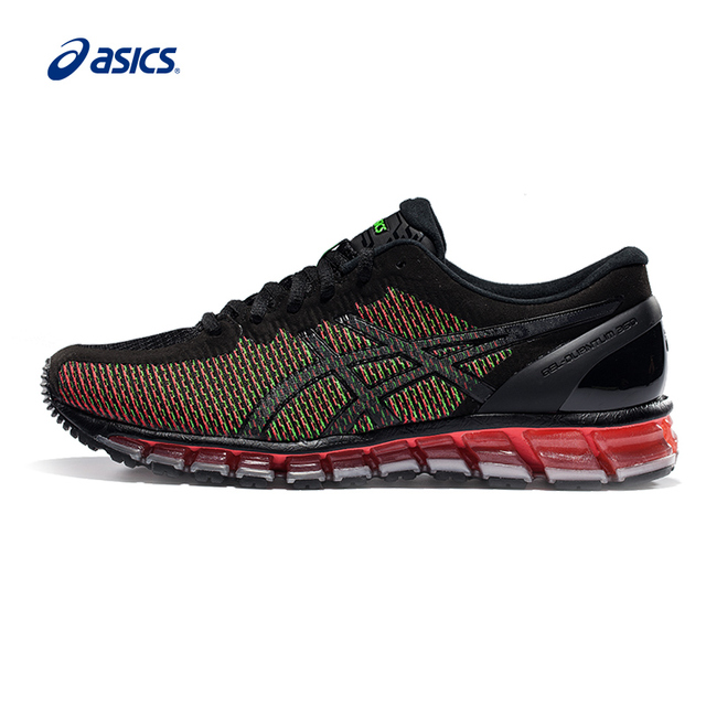 Original ASICS Men Colour-changing Breathable Cushion Running Shoes Light  Weight Sports Shoes Sneakers outdoor