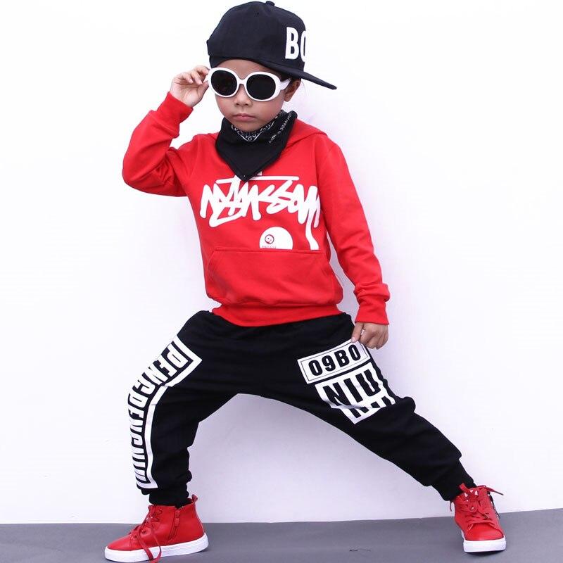Nouveau bambin fille vêtements printemps bébé vêtements enfants sport unisexe costume 2 pièces ensemble filles boutique tenues Hip Hop vêtements enfants - 4