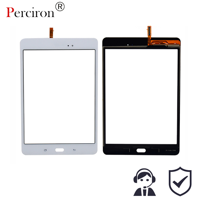 New Parts For Samsung Galaxy Tab A T355 T350 SM-T355 SM-T350 Touch Screen Digitizer Sensor Glass Panel Tablet Replacement 10pcs