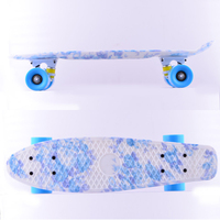 Orchid Transfer Fish Plate Four Skateboard A Grant From Factory Direct