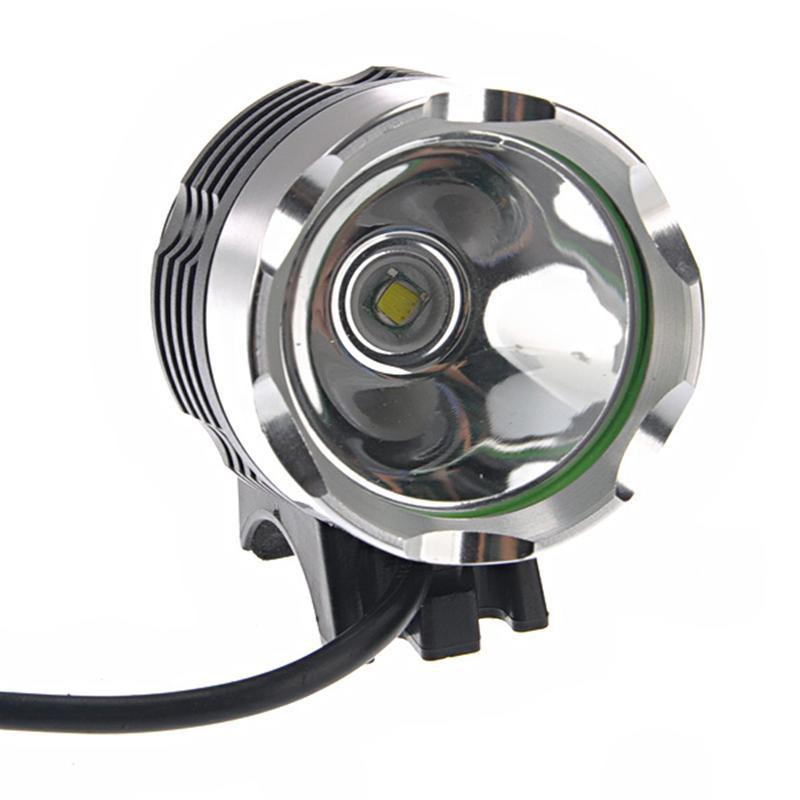 CREE XM-L T6 3-Режим 1200 люмен светодиодный велосипед фар Waterpoof велосипед свет лампы на велосипеде аксессуары Передняя свет факел
