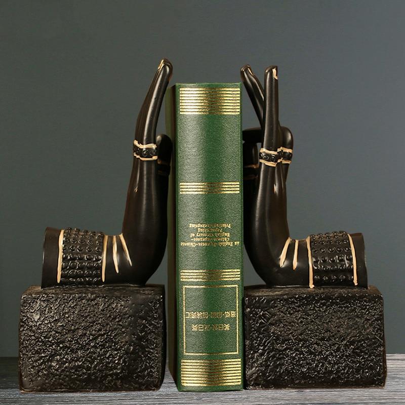 >European creative bergamot bookends books books by book modern <font><b>minimalist</b></font> Chinese <font><b>Zen</b></font> book furnishings AP5091655