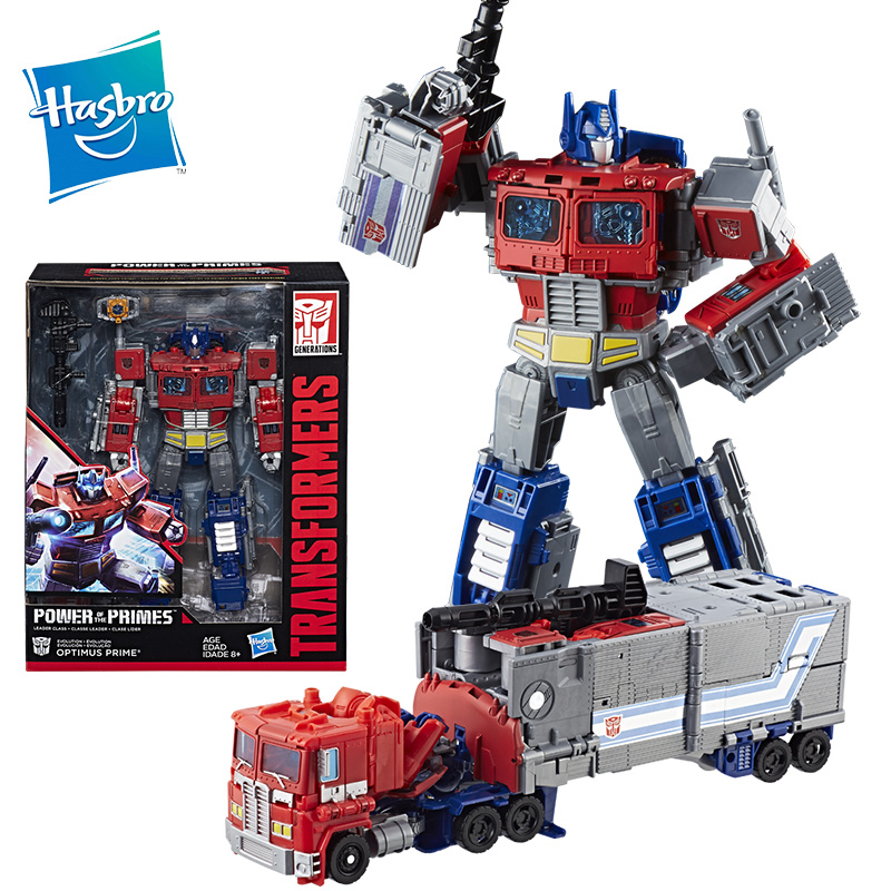 Здесь продается  Spot sales Hasbro Transformers leader war L-class leader Orion Rodimus Prime Power of the Primes  Игрушки и Хобби