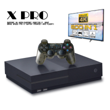 2018 NEW Ultra HD Video 4K Game Console Built-in 800 Games 64 bit HDMI TV Output Retro Family TV Game Player For PS1/CPS/GBC/SMS