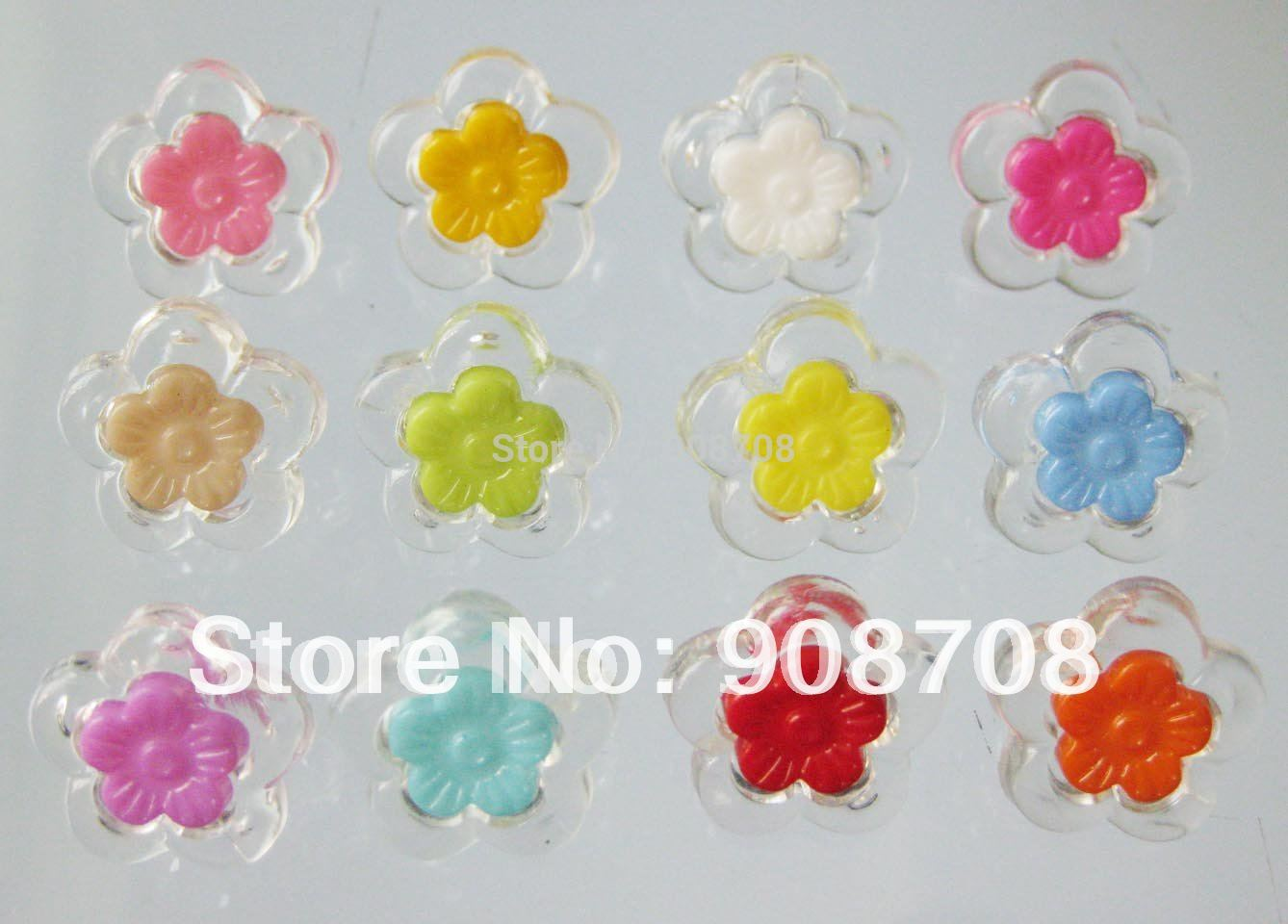 Free Shipping H035 mixed color buttons combined buttons for chidren clothing 180pcs