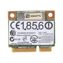 Atheros AR9280 2,4 ГГц 5 ГГц адаптер Wi-Fi стандартный размер WLAN Minipci-express AR5BHB92 для Linux Hackintosh Win10 беспроводной