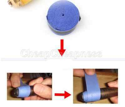 Anti-skid Sweat Absorbed Wraps Badminton Racquet Over Grips Fishing/Tenis Skidproof Sweat Band Tennis Racket Overgrips