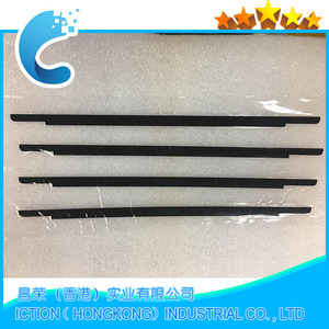 """Image 2 - Genuine New A1706 A1708 A1707 LCD Screen Bezel Front logo Glass Cover for Macbook Pro 13 15"""" A1707 A1706 A1708 2016 2017 Years"""