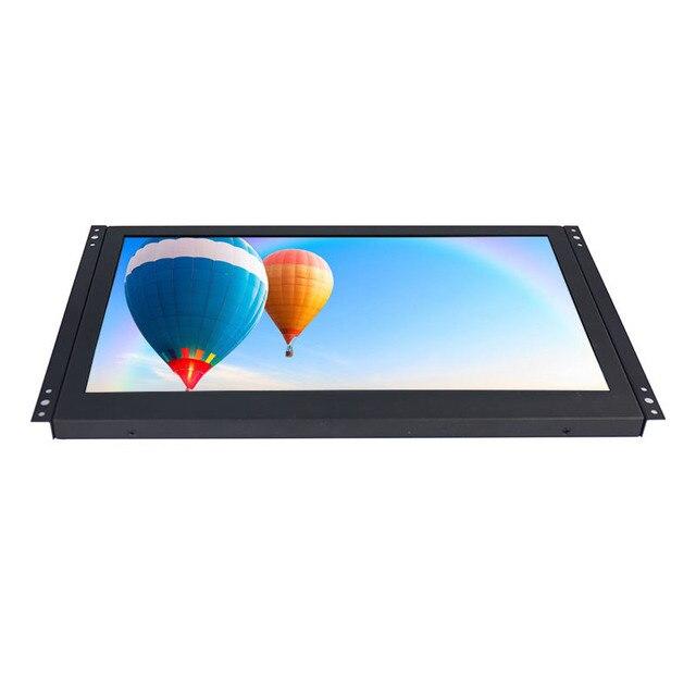 13,3 pulgadas PCAP 10 puntos táctil capacitivo monitor táctil marco abierto monitor táctil LCD industrial