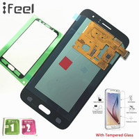 IFEEL 100% Tested LCD Display Touch Screen Digitizer Repair For Samsung Galaxy J1 J120 2016 J120F J120A J120H J120M Super AMOLED