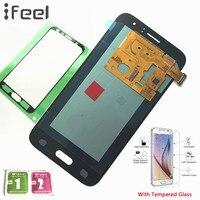 IFEEL 100 Tested LCD Display Touch Screen Digitizer Repair For Samsung Galaxy J1 J120 2016 J120F