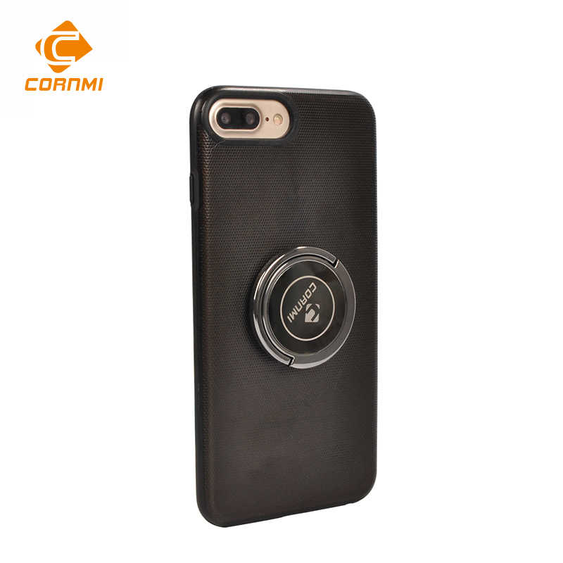 CORNMI Case For iPhone 8 Plus Ring Holder 5.5 inch Phone Case PC+TPU Dirt-resistant Cover Phone Case