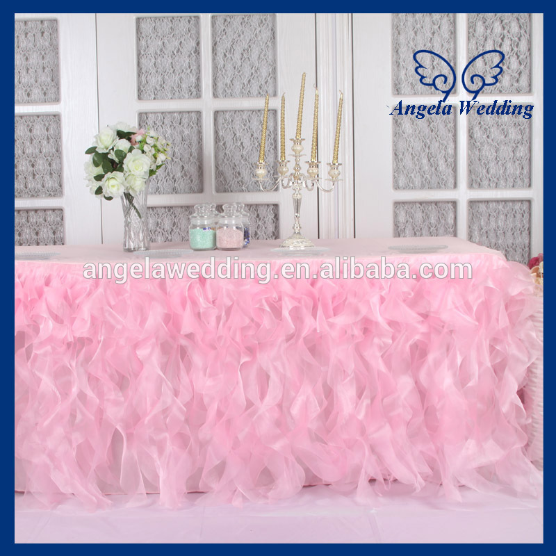 Cl010c Organza 6 Ft Rectangle 30 Wide 72 Long 30