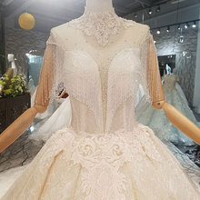 AIJINGYU สั้นชุดแต่งงานจีน Store Real ตัวอย่างเจ้าสาวที่กำหนดเองสเปนสีชุดอินโดนีเซีย Western งานแต่งงาน