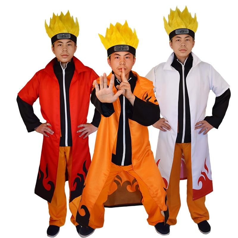 Halloween fireshadow  costume fireshadow ninja cloak fourth generation fireshadow sixth generation naruto cloak anime cosplay