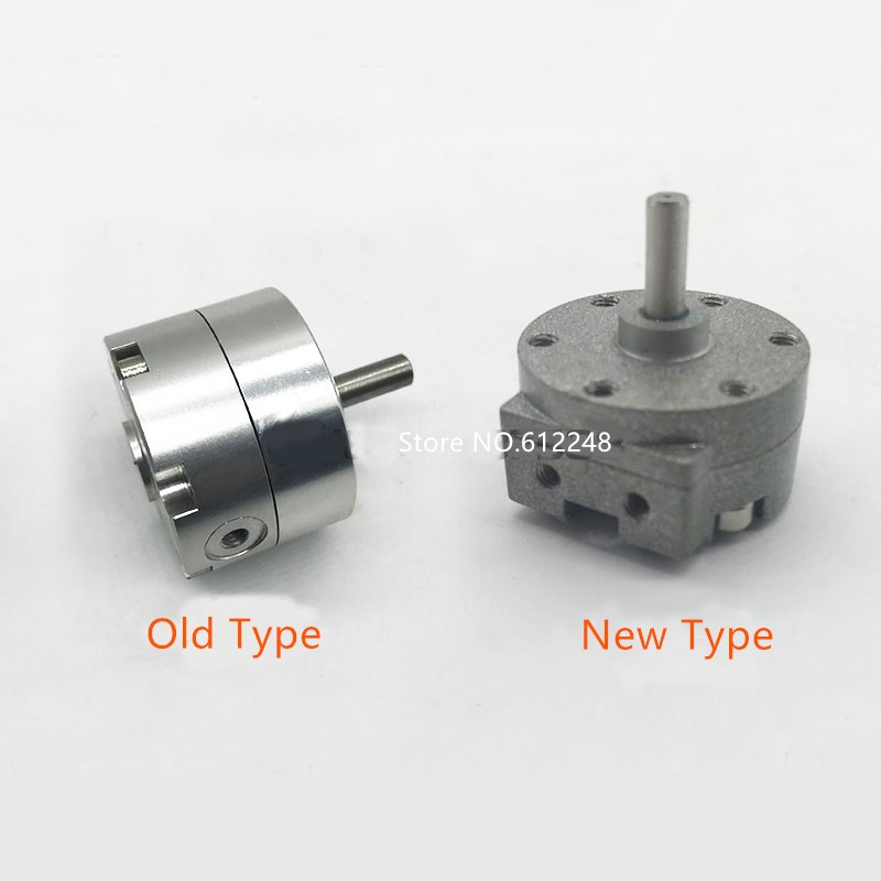 CRB2BS Pneumatic Rotary Actuator Rotary Cylinder Single Shaft CRB2BS10 15 20 30 40 90SZ 180SZ 270SZ