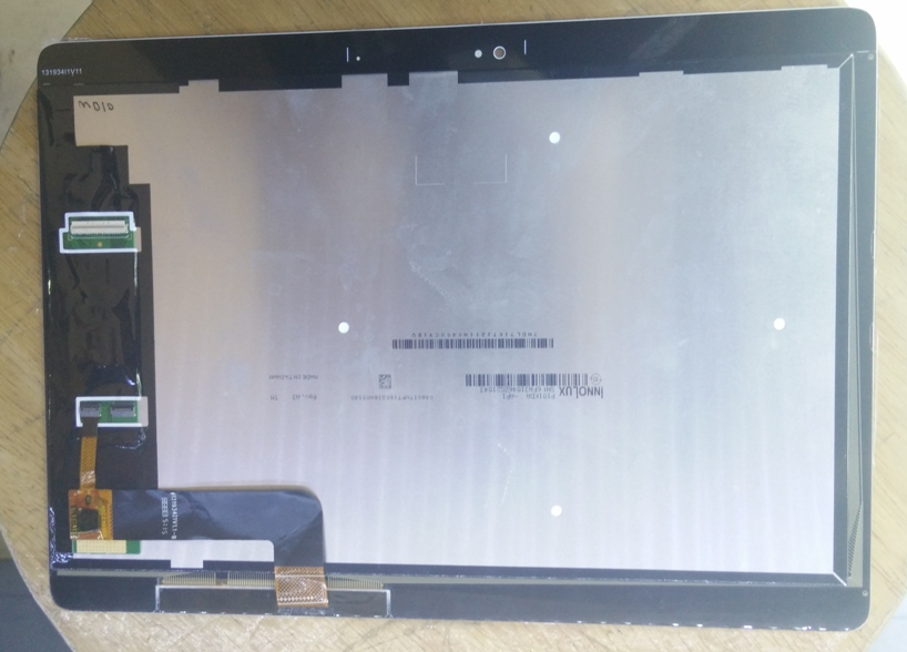 10.1 P101KDA-AP1 131934i1V1.1-8 For LCD Display Panel + Touch Screen Digitizer Assembly free shipping