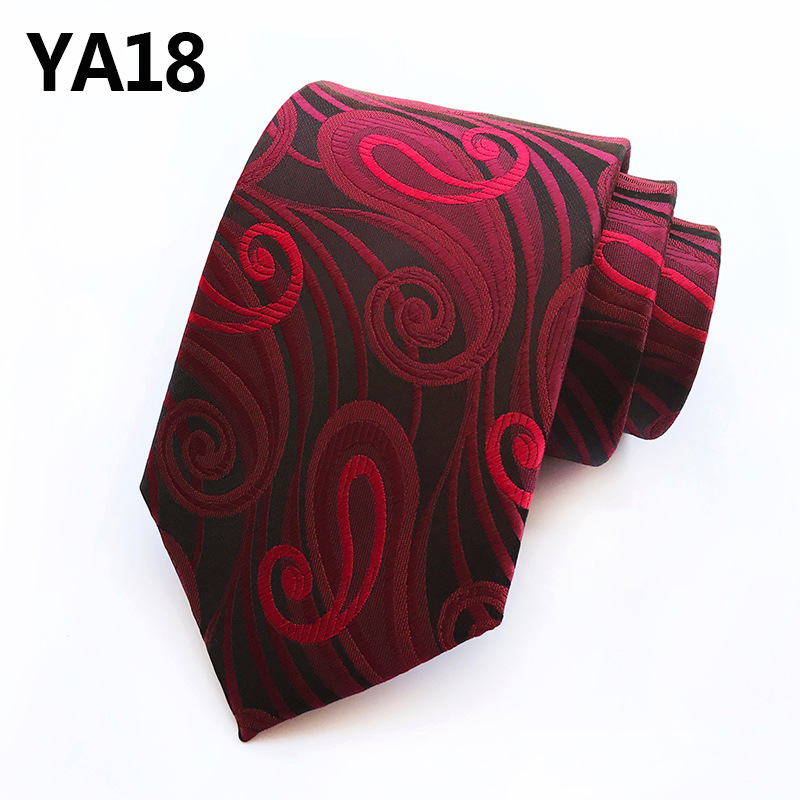 100% Wahr Gehobenen Bunte Paisley Silk Krawatte Für Herren Blume Floral Krawatte Woven Krawatten Mode Krawatte Geschenk Für Männer Weniger Teuer