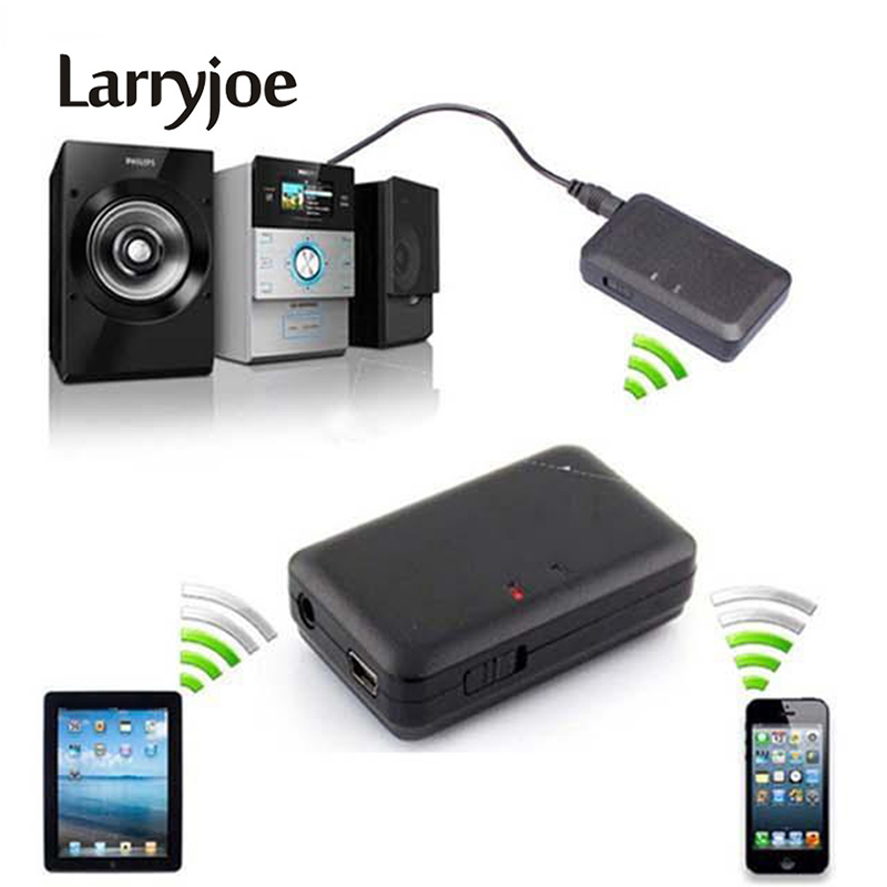 Larryjoe New Bluetooth Music Receiver Wireless HiFi Music