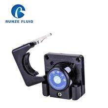 RZ1030 Mini Peristaltic Pump Head Tubing Easy Replaceable 3*5 Silicon/Rubber/Viton