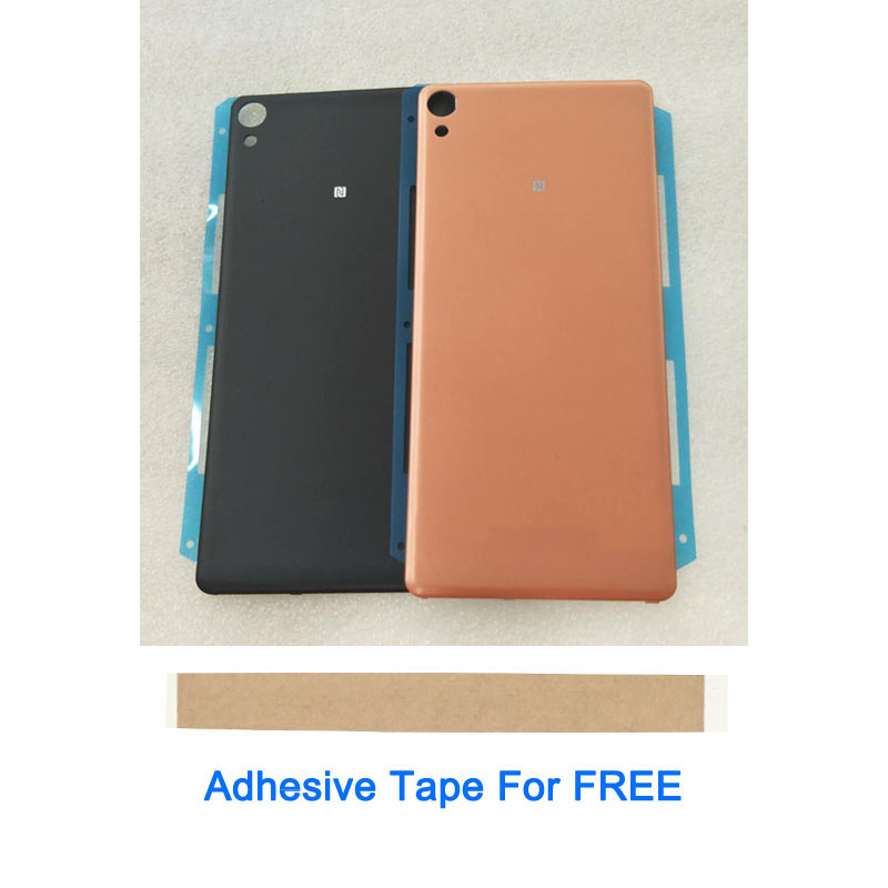 6Colors For <font><b>Sony</b></font> <font><b>Xperia</b></font> <font><b>XA</b></font> F3111 F3113 <font><b>Battery</b></font> Cover Housing <font><b>Cases</b></font> Back Door Rear All New With Tape image