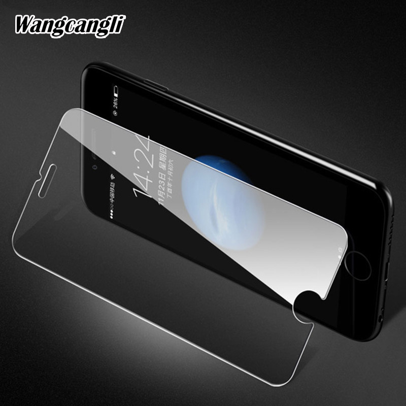 Protective glass for iPhone 7 2.5D 9H Screen Protector Tempered film For iphone 7 glass screen protector for iPhone 6 6s 7 8