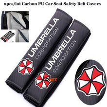 Good quality car seat belts padding covers Auto safety belts covers 2p