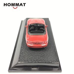 Image 5 - Hommat 1:43 Mazda MX 5 Chuyển Đổi Thể Thao Xe Ô Tô Mô Hình HợP Kim Đế Hít Đồ Chơi Xe Mô Hình Xe Ô Tô Collectable Bộ Sưu Tập Tặng Đồ Chơi Cho Bé Trai