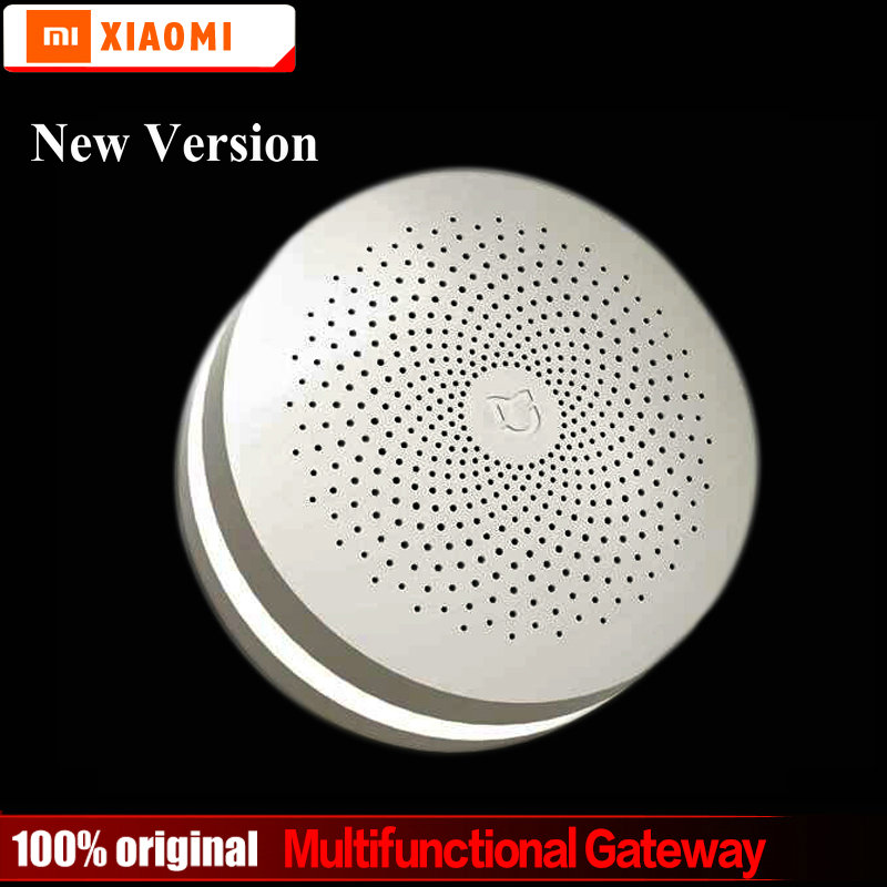 Xiaomi MIJIA Multifunktions Gateway Upgrade-Version Smart Home Automation Control Center Alarm System Mi Türsensor Glocke