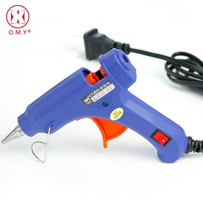 Small Glue Gun 20w Convenient Hot Melt Glue Gun Diy Certification