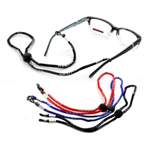 3pcs Adjustable glasses lanyards Eyeglasses Eyewears Sunglasses eye Glasses Chain Cord Holder neck strap Rope Accessories