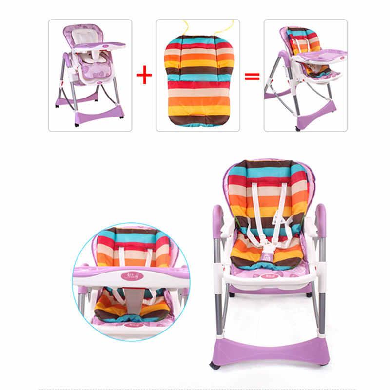 Alwaysme crianças do bebê assentos de reforço almofada tapete de almofada highchair almofada esteira de alimentação cadeira de almofada de carrinho de criança