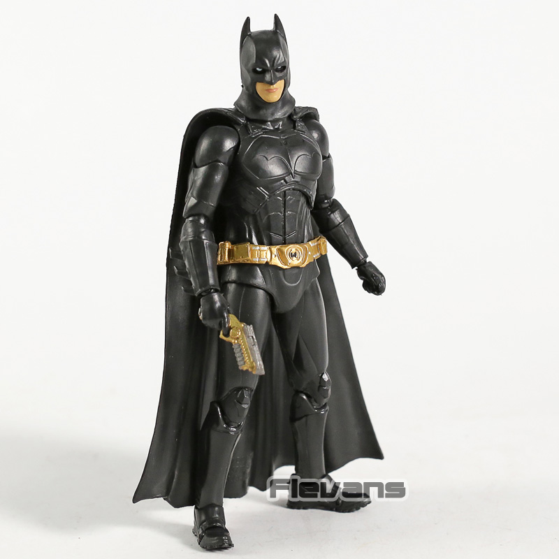 DC COMICS MULTIVERSE ARKHAM KNIGHT 4-INCH TWO-FACE ACTION FIGURE