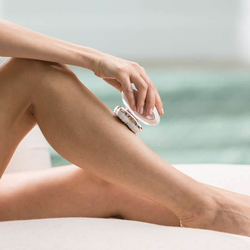 New Four Head Electric Hair Removal