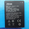 ZTE Li3823T43P3h735350 Battery Original 2300mAh For ZTE Mobile Phone N986 V975 V976 N976 U988S Geek Batterie