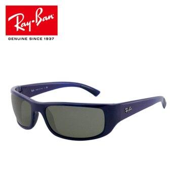 8dee8de11a RayBan marca RB4176 polarizado Gafas de sol hombres conducción Gafas marco  cuadrado de hombre clásico Unisex Gafas