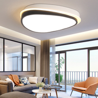 New! Pro Led ceiling interior lighting round / square bedroom Living Room Foyer lamps free shipping