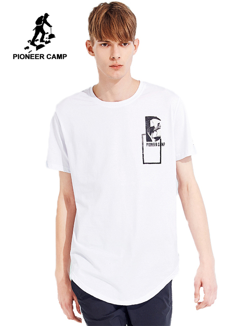 Brand Short New Cam Tshirt Men Pioneer Fashion Clothing Sleeve rCxeodB